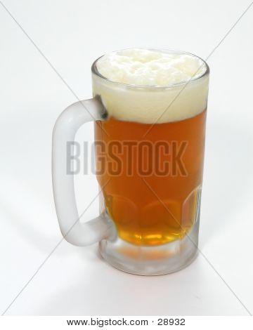 Frosted Mug Of Beer
