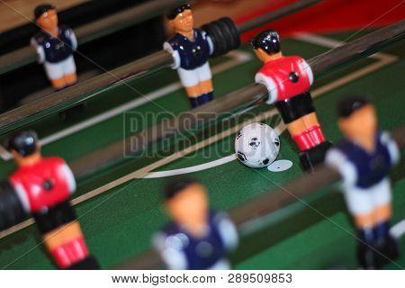 Table Football Penalty Kick Taker