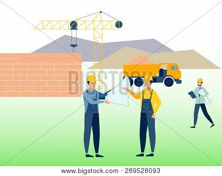 Construction Working Environment Builders At