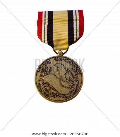 Iraq War Campaign Medal