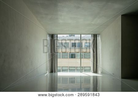 Empty Room With Empty Walls