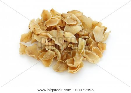 dried lily bulbs, traditional chinese herbal medicine