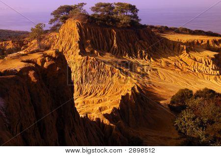 Broken Hill At Dawn