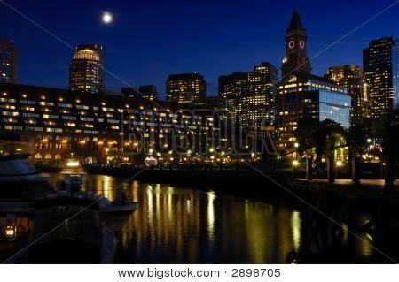Boston Waterfront Wharf
