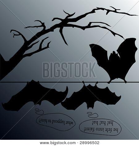 comic bats