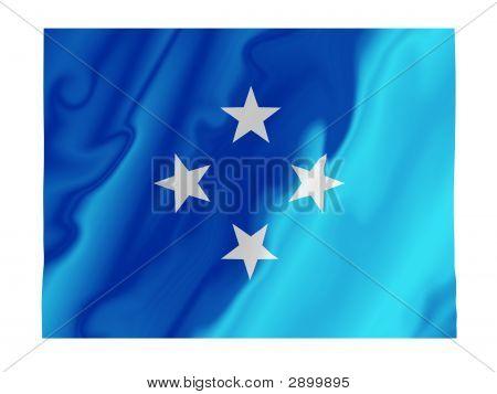 Micronesia Fluttering
