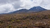 Tongariro National Park - The Volcano Is Often In The Clouds