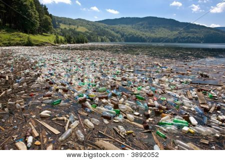 Big Plastic Pollution