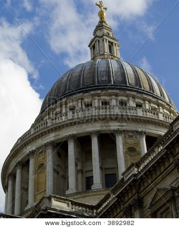 Dome Of St. Paul London