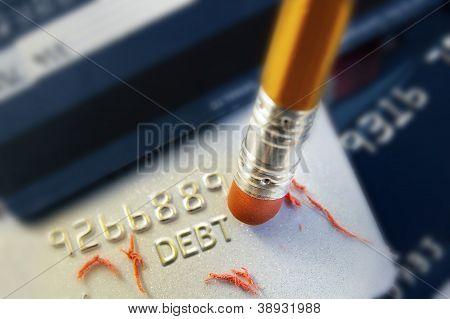 Löschen Schulden