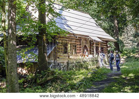 The Oldest Highland Cottage, Zakopane