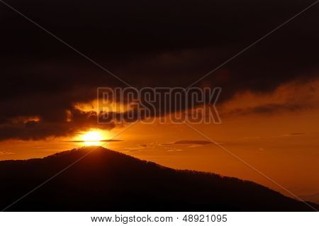 Mountain Top Sunrise