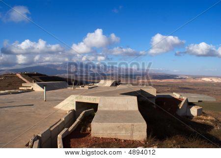Golan Heights Rural Landscape