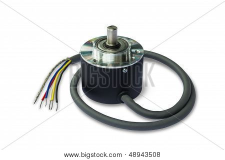 Rotary Encoder For Automation System