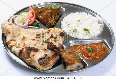 Food Thali Combo