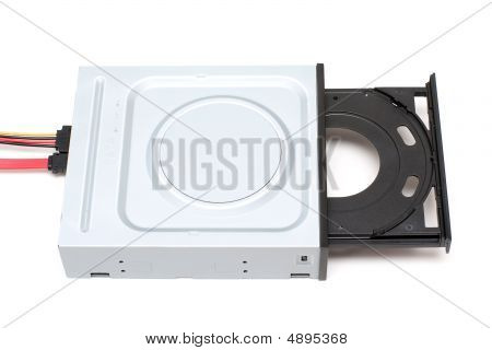 Connected Dvd-rom Drive