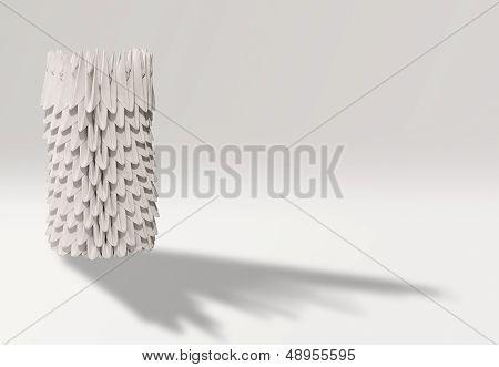 Paper Art Object