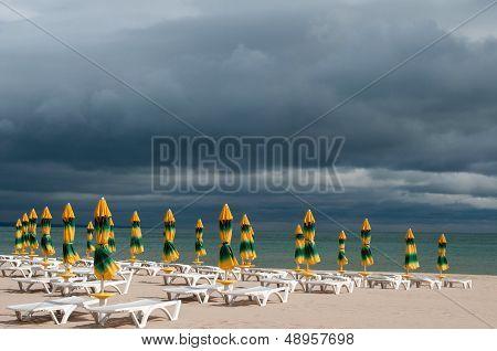 Beach - Back-end