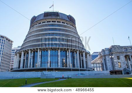 Wellington Parliament