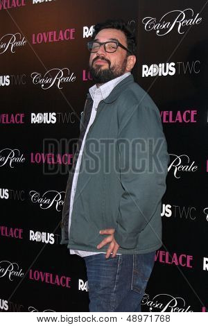 LOS ANGELES - AUG 5:  Horatio Sanz arrives at the