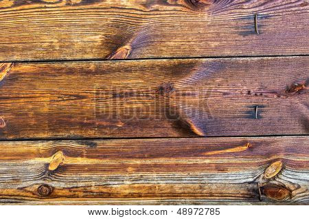 Background Brown Hardwood