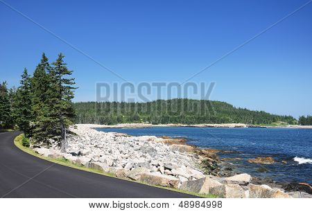 Schoodic Point Maine