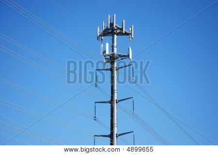 Cell Phone Relay Tower