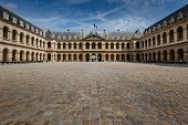 stock photo of bonaparte  - Les Invalides War History Museum in Paris France - JPG
