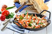 stock photo of pita  - Greek food - JPG