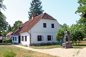 image of yugoslavia  - Birth house of Josip Broz Tito first president of Yugoslavia in Kumrovec - JPG