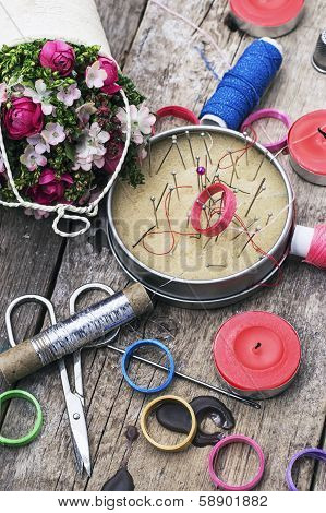 sewing and needlework