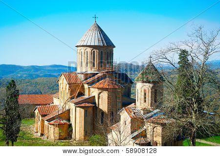 Famous Gelati Monastery