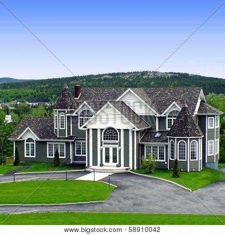 Big house in Rural Newfoundland