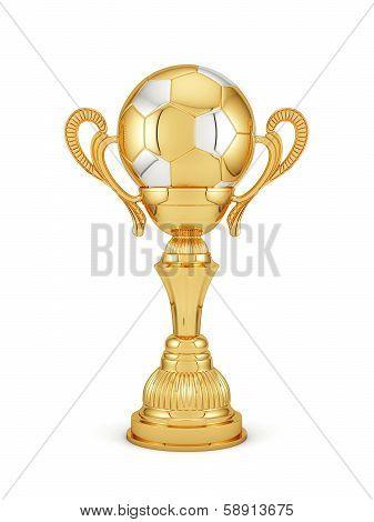 Football Golden Cup