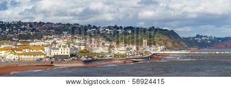 Teignmouth Devon England