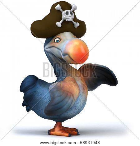 Dodo pirate