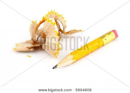 Chewed Pencil 3