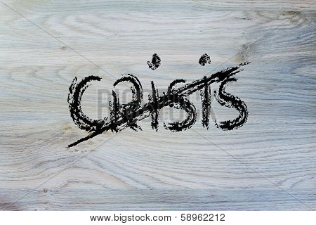 Stop The Crisis