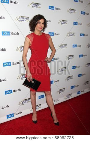 LOS ANGELES - JAN 22:  Teri Hatcher at the UCLA Head and Neck Surgery Luminary Awards at Beverly Wilshire Hotel on January 22, 2014 in Beverly Hills, CA