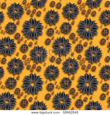 seamless decorative texture