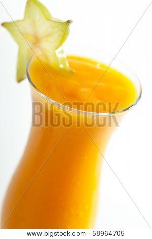 Frozen Passionfruit Cocktail