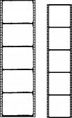 film strip - vector