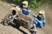 Dirt Bike Sidecar