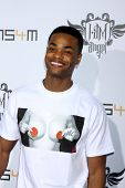 LOS ANGELES - JAN 23:  King Bach at the Annual Trans4m Benefit Concert at Avalon on January 23, 2014