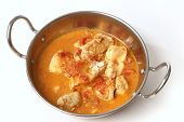 picture of kadai  - Basic fish curry - JPG