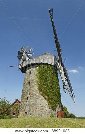 Windmill Seelenfeld (petershagen, Germany)