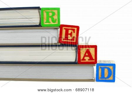 Books and READ blocks