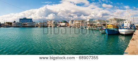 New Limassol Marina