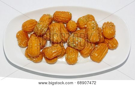 Turkish Sweet Dessert 1