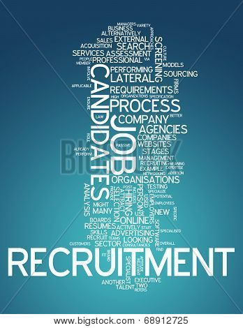 Word Cloud Recruitment